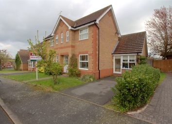 Thumbnail 3 bed detached house for sale in Balmoral Close, Worcester