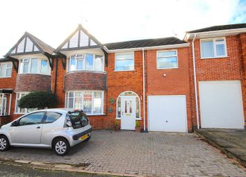 Thumbnail 4 bed semi-detached house for sale in Edward Avenue, Braunstone, Leicester