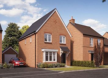 Thumbnail 3 bedroom detached house for sale in The Ferndale, Midland Road, Swadlincote