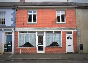 Thumbnail 4 bed terraced house for sale in Stone Street, Llandovery