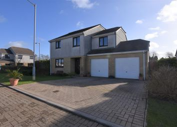Thumbnail 4 bed detached house for sale in Park Leven, Illogan, Redruth