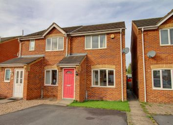 Thumbnail 2 bed semi-detached house for sale in Burgess Road, Coalville