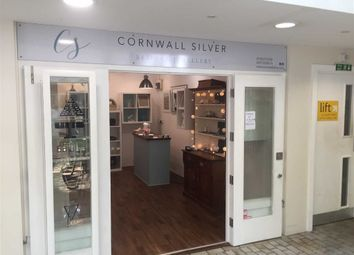 Thumbnail Retail premises to let in Unit 2, Lemon Street Market, Truro