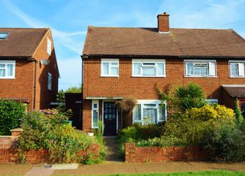 Thumbnail 2 bed semi-detached house for sale in Brende Gardens, West Molesey