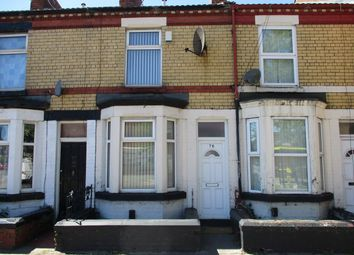 2 bed terraced house for sale in Derby Road, Birkenhead CH42