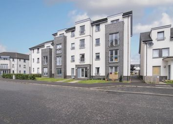Thumbnail 2 bed flat for sale in Crookston Court, Larbert