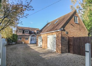 Dauntsey Lane, Weyhill, Andover SP11. 4 bed detached house for sale