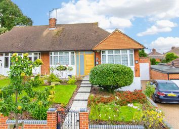 Thumbnail 3 bed semi-detached bungalow for sale in Bracken Drive, Chigwell