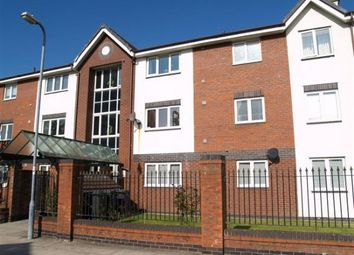 Thumbnail 2 bed flat for sale in Bushley Close, Bootle