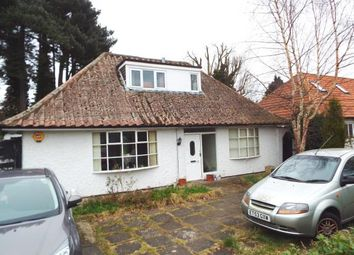 Thumbnail 3 bed bungalow for sale in Toston Drive, Wollaton, Nottingham, Nottinghamshire