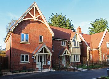 Thumbnail 2 bed semi-detached house for sale in Walmsley, Saxby Road, Bishops Waltham, Southampton