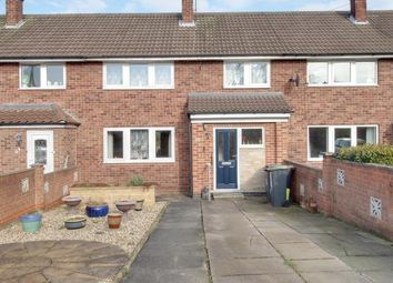 Thumbnail 3 bed town house for sale in Hanley Avenue, Bramcote, Nottingham