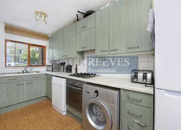 Thumbnail 4 bed flat to rent in Hungerford Road, London