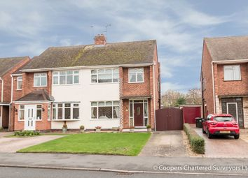 Thumbnail 3 bed semi-detached house for sale in Nod Rise, Mount Nod, Coventry