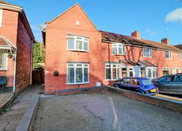Thumbnail 2 bed end terrace house for sale in Curbar Road, Great Barr, Birmingham