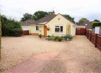 Thumbnail 2 bed detached bungalow for sale in Clayford Avenue, Ferndown