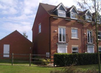 Thumbnail 4 bedroom semi-detached house to rent in Treefields, Tudor Meadow, Buckingham
