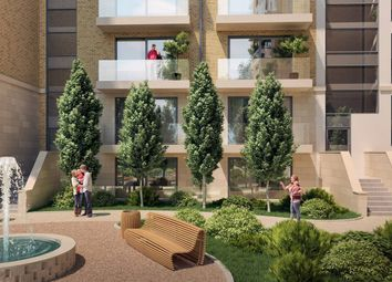 Thumbnail 2 bed flat for sale in Admiral Court, Croydon