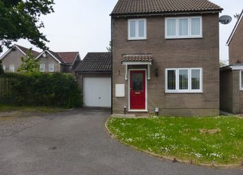 Thumbnail 3 bed detached house to rent in Heol Gwenallt, Gorseinon, Swansea