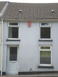Thumbnail 3 bed terraced house to rent in Glan Road, Gadlys, Aberdare