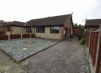 Thumbnail 1 bed semi-detached bungalow for sale in Elstead Close, Barugh Green, Barnsley