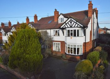Thumbnail 5 bed semi-detached house for sale in Glan Aber Park, Chester