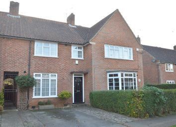 Thumbnail 3 bed terraced house to rent in Newfields, Welwyn Garden City