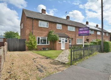 Thumbnail 3 bedroom end terrace house for sale in St. Vincents Close, Girton