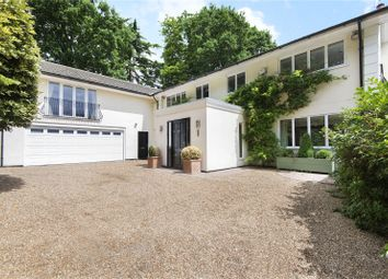 Thumbnail 7 bed detached house for sale in Gatehouse Close, Coombe, Kingston Upon Thames
