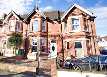 4 bed terraced house for sale in Trimworth Road, Folkestone, Kent CT19