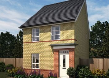 "Thumbnail 3 bed detached house for sale in ""Finchley"" at Papplewick Lane, Hucknall, Nottingham"