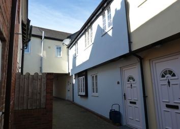 Thumbnail 2 bed terraced house to rent in Bakers Mews, Fore Street, Cullompton