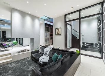 Thumbnail 4 bed mews house for sale in Grosvenor Crescent Mews, London
