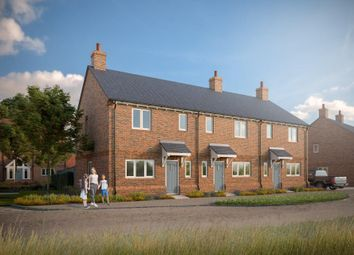 Thumbnail 2 bed end terrace house for sale in Brightwell-Cum-Sotwell, Wallingford