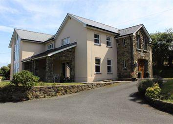 Thumbnail 5 bed detached house for sale in Sarnau, Llandysul