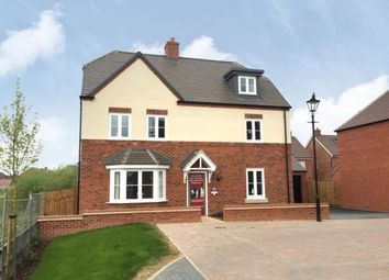 Thumbnail 5 bed detached house for sale in Anglia Way, Great Denham