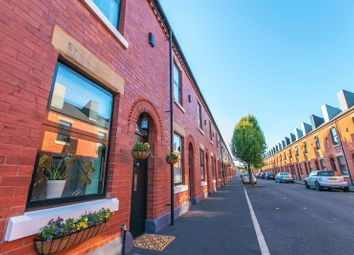 Thumbnail 3 bed terraced house for sale in Ash Street, Salford