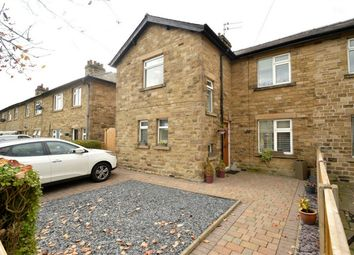 Thumbnail 3 bed semi-detached house for sale in Greenfield Road, Bollington, Macclesfield, Cheshire