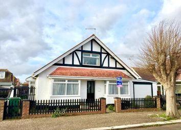 Thumbnail 4 bed detached bungalow for sale in Waverley Road, Bognor Regis