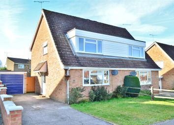 Thumbnail 3 bed semi-detached house for sale in Crawley Down, West Sussex