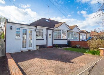 Thumbnail 3 bed semi-detached bungalow for sale in Mount Park Road, Pinner, Middlesex