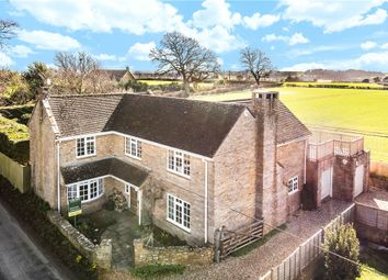 Camp Road, West Coker, Yeovil BA22. 4 bed detached house for sale