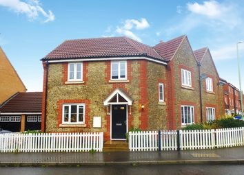 Thumbnail 3 bed semi-detached house for sale in Acer Way, Red Lodge, Bury St. Edmunds