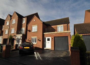 Thumbnail 4 bedroom detached house for sale in Dunoon Drive, Parkfield, Wolverhampton