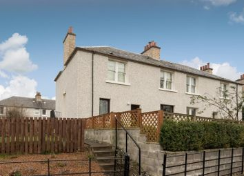 Thumbnail 2 bed flat for sale in Darnhall Crescent, Perth