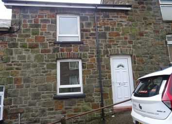 Thumbnail 3 bedroom terraced house to rent in Hill Street, Ogmore Vale, Bridgend