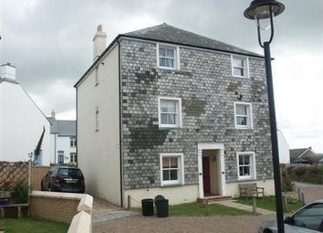 Thumbnail 4 bed semi-detached house to rent in Bezant Place, Newquay