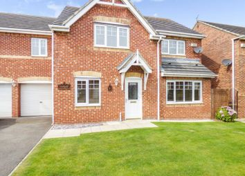 Thumbnail 4 bed detached house for sale in Melrose Drive, Stockton-On-Tees