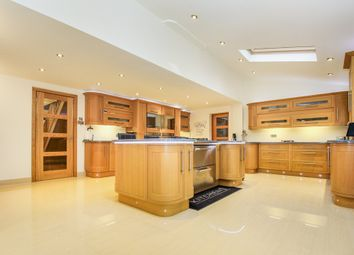 Thumbnail 4 bed detached house for sale in High Street, Wicklewood, Wymondham