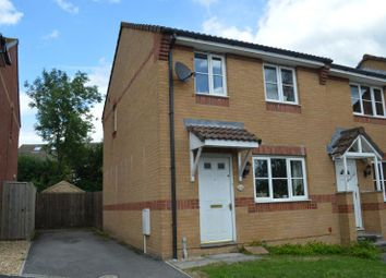 Thumbnail 3 bed semi-detached house to rent in Old England Way, Peasedown St. John, Bath